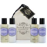Naturally European - Lavender Travel Collection