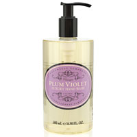 Naturally European - Plum Violet Hand Wash