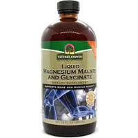 Natures Answer - Liquid Magnesium Malate & Glycinate