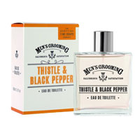 Scottish Fine Soaps - Men's Grooming Thistle & Black Pepper Eau de Toilette